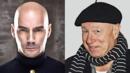Image for Grant Morrison talks to Neil Innes