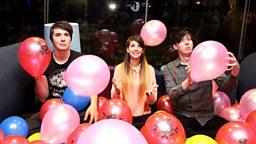 Image for Zoella joins Dan and Phil!