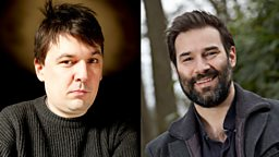 Image for Graham Linehan talks to Adam Buxton