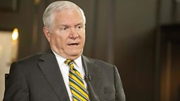 Image for US Defence Secretary, 2006 - 2011 - Robert Gates
