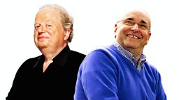 Image for Thursday - Rob Cowan with John Sergeant
