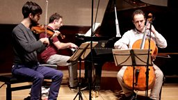 Image for Vienna Piano Trio from Wigmore Hall, London