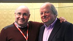 Image for Friday - Rob Cowan with John Sergeant