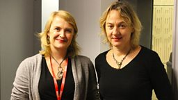 Image for Tuesday - Sarah Walker with Niamh Cusack