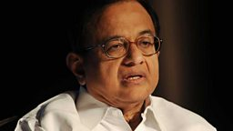 Image for Finance Minister of India - Palaniappan Chidambaram