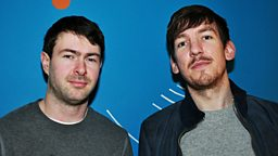 Image for Friendly Fires' Jack Savidge and Foals' Edwin Congreave