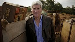 Image for Paxman on WWI, Martin Creed and Beckett