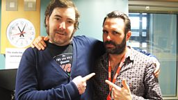 Image for Nick Helm joins Shaun