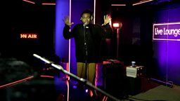 Image for Childish Gambino in the Live Lounge