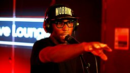 Image for Tinie Tempah in the Live Lounge