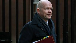 Image for British Foreign Secretary - William Hague