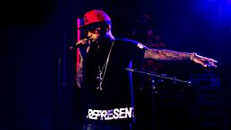 Image for Kid Ink in the Live Lounge