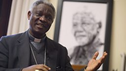 Image for President, Pontifical Council for Justice and Peace - Cardinal Peter Turkson