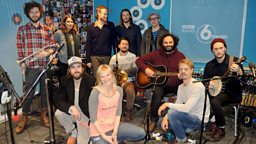 Image for Edward Sharpe and The Magnetic Zeros in session