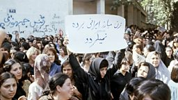 Image for Women and the Iranian Revolution
