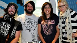 Image for Courtney Barnett live in session
