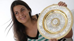 Image for Wimbledon Champion 2013 - Marion Bartoli