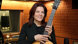 Image for Weekend Woman's Hour; Rosanne Cash; When Fraser Met Billy; Growing up in care