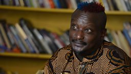 Image for Kenyan Author - Binyavanga Wainaina