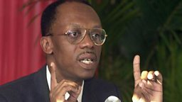 Image for The Downfall of Jean-Bertrand Aristide