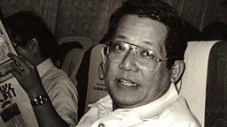 Image for The Assassination of Benigno Aquino