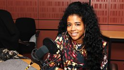 Image for Weekend Woman's Hour: Kelis; Caring for Parents