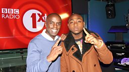 Image for Afrobeats superstar Davido live in the studio