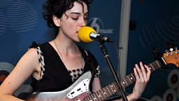 Image for Guitar Solos with St Vincent
