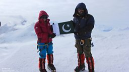 Image for Pakistan's Sibling Summiteers