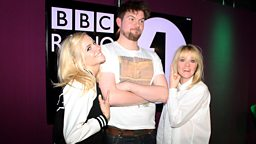 Image for With Pixie Lott and Will from The 405