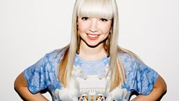 Image for B.Traits sits in for Annie