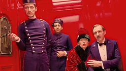 Image for The Grand Budapest Hotel; Wake in Fright; Oscars for stunt artists?