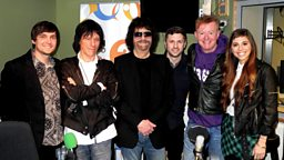 Image for National Jeff Day! Jeff Lynne, Jeff Beck, Aaron Paul and Christina Perri