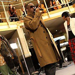 Yahiya Mu Vs Ass On The Floor (feat. Diddy - Dirty Money & Swizz Beatz)