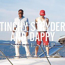 Spaceship (feat. Dappy)