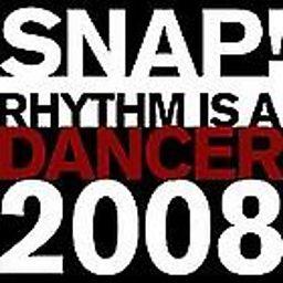 Rhythm Is A Dancer '08