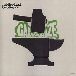 Galvanize (feat. Q‐Tip)