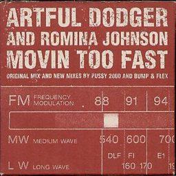 Movin' Too Fast (feat. Romina Johnson)