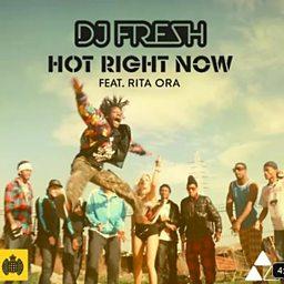 Hot Right Now (feat. Rita Ora)