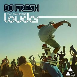 Louder (feat. Sian Evans)
