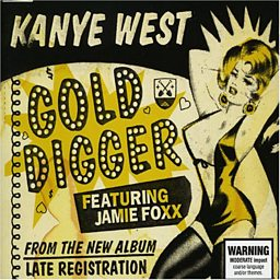 Gold Digger (feat. Jamie Foxx)