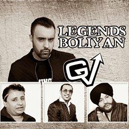 Legends Boliyan