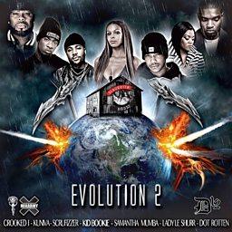 Evolution Part 2 (feat. Samantha Mumba, Lady Leshurr, Scrufizzer, Dot Rotten, Crooked I & Kuniva)