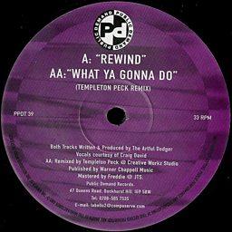 Rewind (feat. Craig David)
