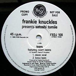 Tears (feat. Satoshi Tomiie & Robert Owens)