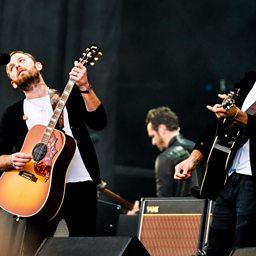 Fans (Radio 1's Big Weekend 2014) (feat. Chris Martin)