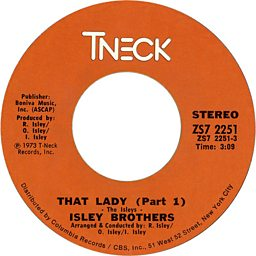 That Lady (Part 1)
