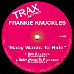 Baby Wants To Ride (feat. Jamie Principle)