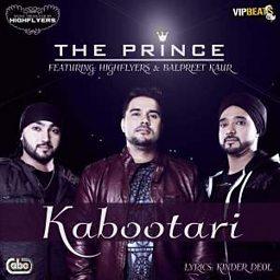 Kabootari (feat. Highflyers & Balpreet Kaur)