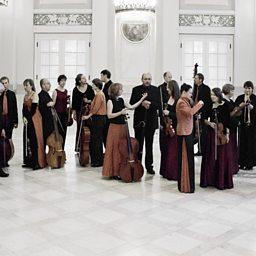Concert de trompettes (pour les festes sur le canal de Versailles)